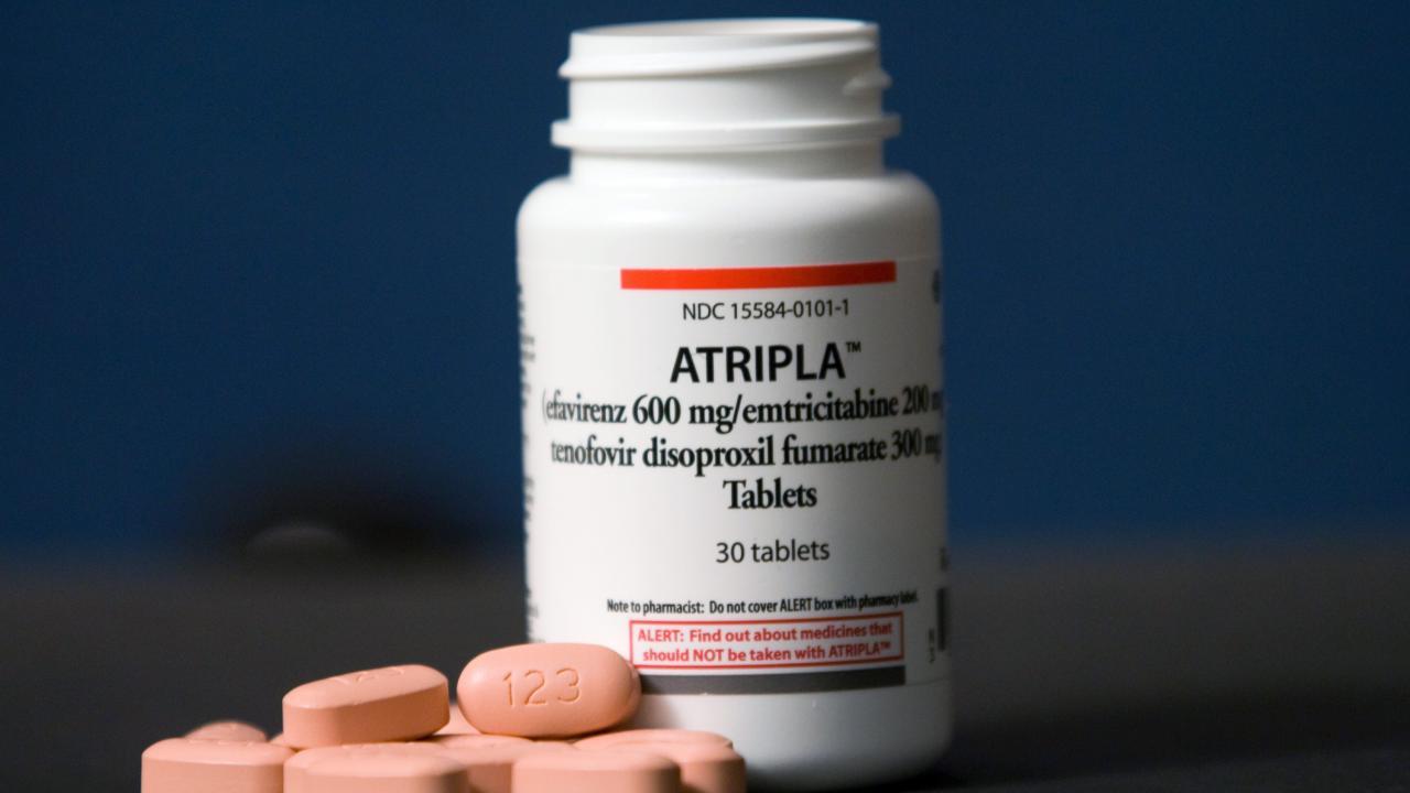 В России появился дженерик АРВ-препарата «Атрипла» - изображение 1
