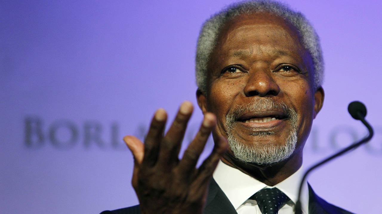 Умер бывший генеральный секретарь ООН Кофи Аннан - изображение 1