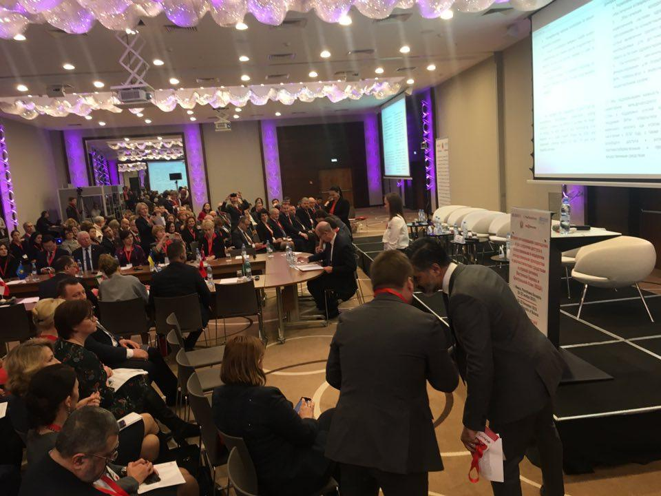 Minsk signed the Paris Declaration on accelerating measures to end the AIDS epidemic - pilt 1