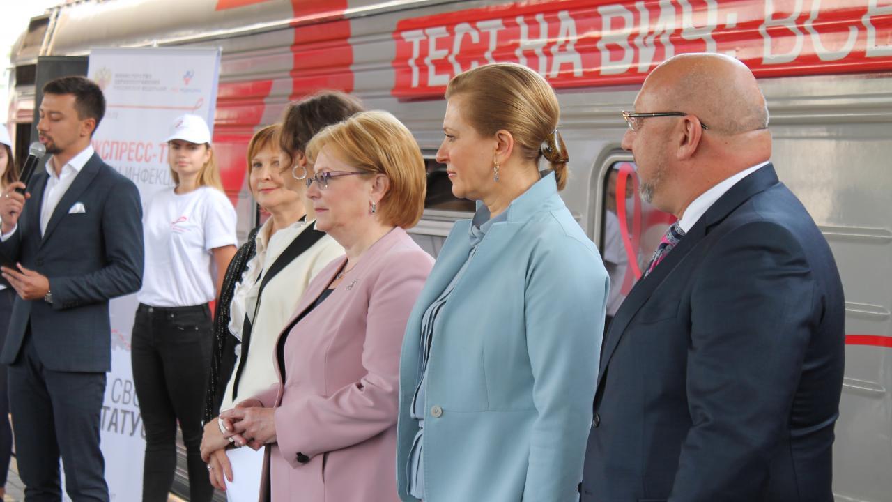 Российские власти опровергли данные ВОЗ о росте эпидемии ВИЧ в стране