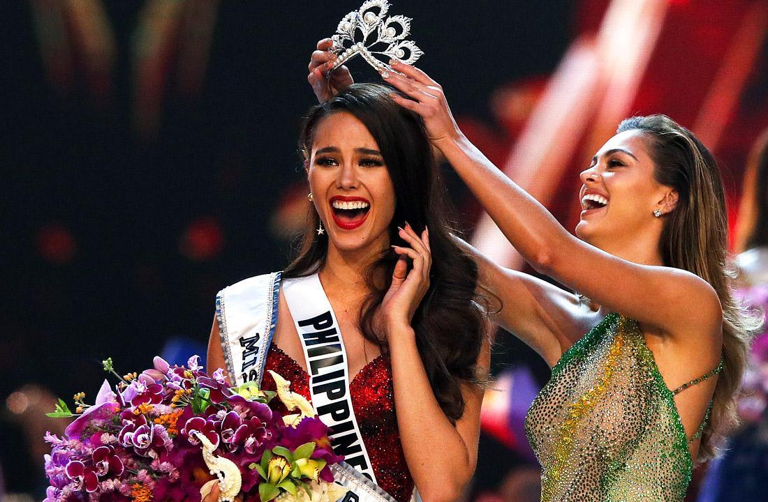 ВИЧ-активистка стала «Мисс Вселенной»