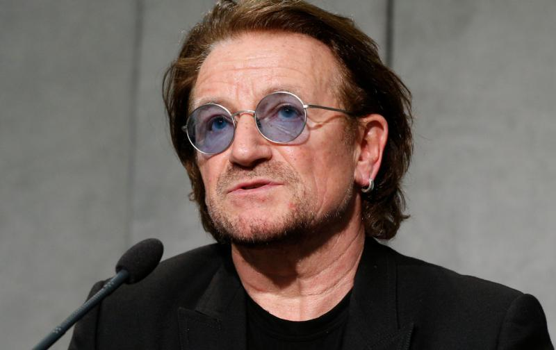 Bono: Western world risks losing the fight against HIV
