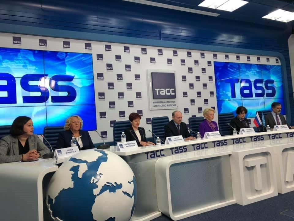 В ТАСС состоялась пресс-конференция, приуроченная ко Всемирному дню борьбы с туберкулезом