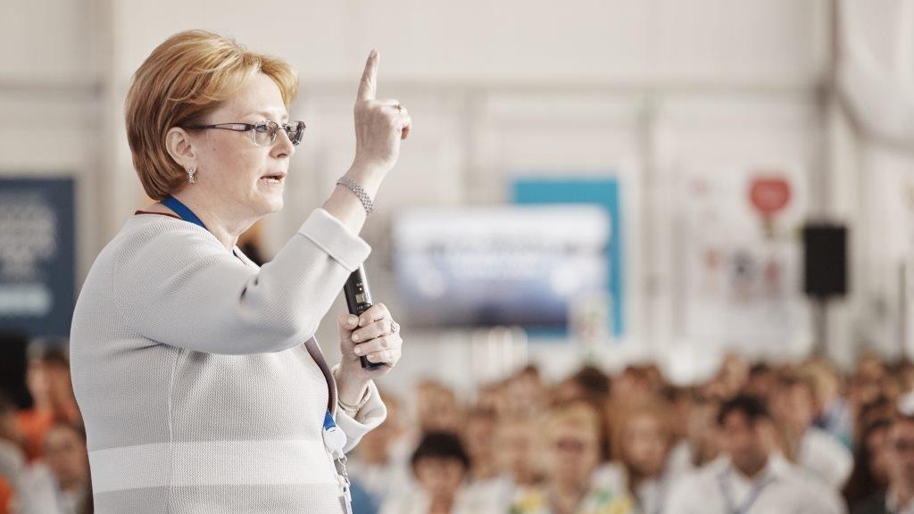 Скворцова: ВИЧ-инфекцию в стране удалось взять под контроль