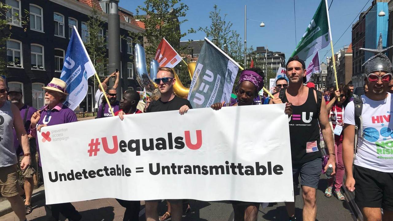 """Британские медики не всегда одинаково рассказывают пациентам с ВИЧ о """"U = U"""""""