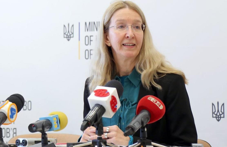 Супрун: каждый украинец должен пройти тест на ВИЧ и гепатиты