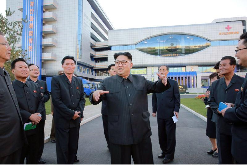 В Северной Корее зафиксирована взрывная вспышка ВИЧ - изображение 1