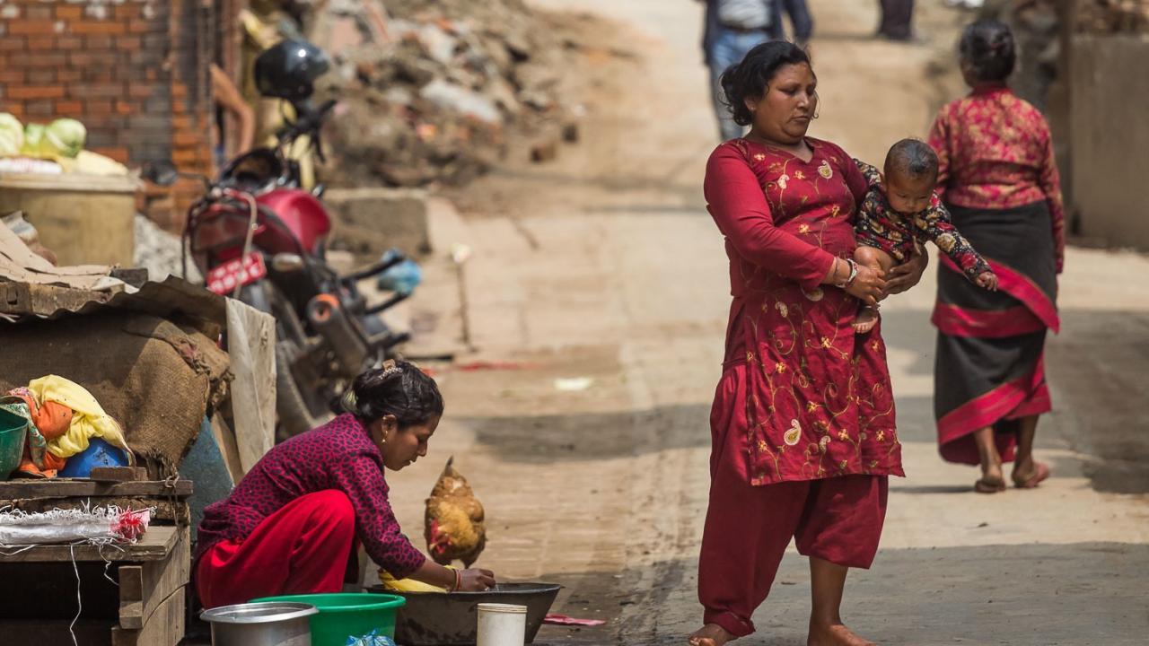 Изучение ВПЧ у ВИЧ-позитивных женщин Непала поможет оптимизировать скрининг на РШМ