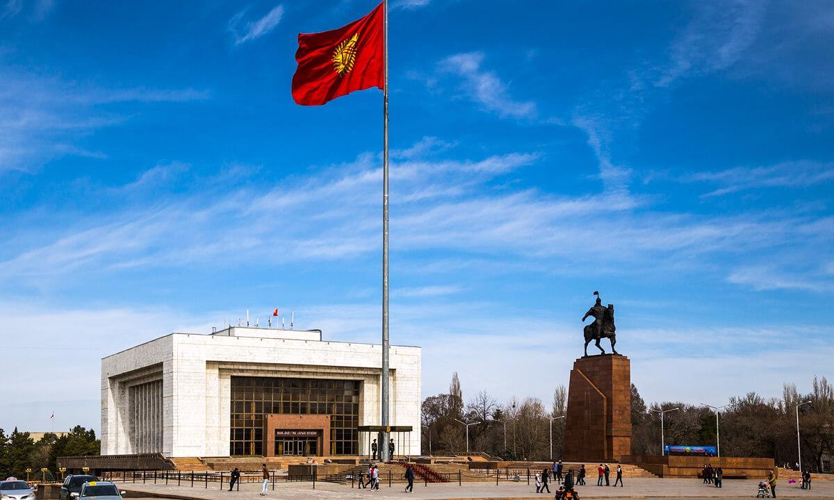 Кыргызстан: Бишкек присоединился к Парижской декларации