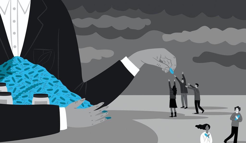 Gilead может оказаться должна CDC миллиарды долларов роялти за PrEP