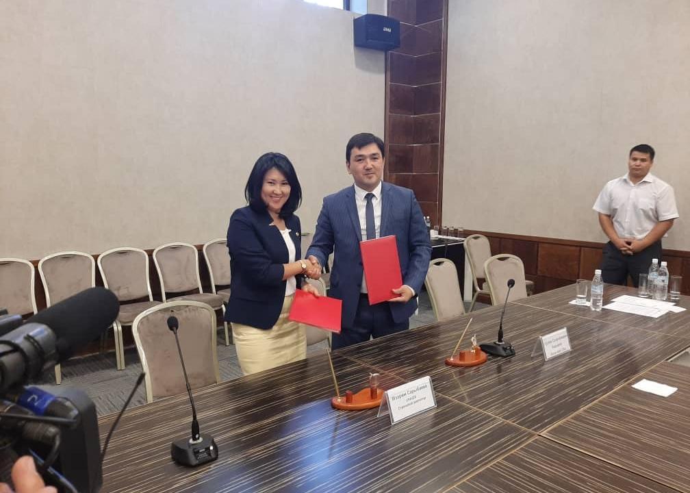 Второй город в Кыргызстане подписал Парижскую декларацию