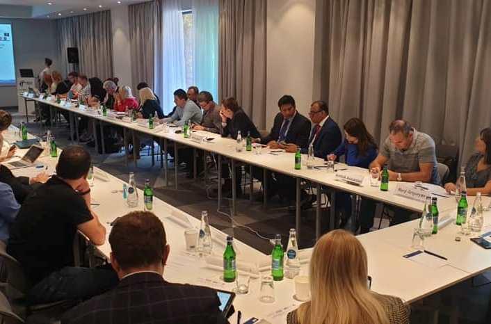 В Армении проходит встреча ЕСАТ
