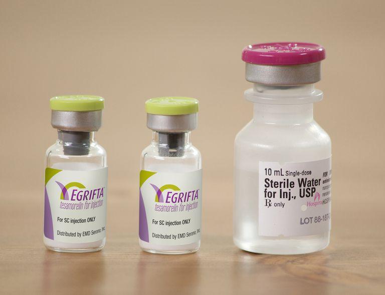 Тесаморелин предотвращает фиброз печени у людей с ВИЧ