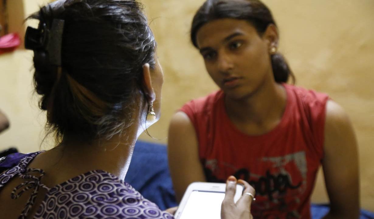 Транс-люди с ВИЧ в Индии получили «технологическую поддержку»