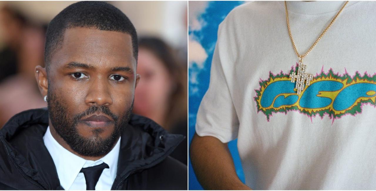Фрэнк Оушен подвергся критике за продажу футболок с символикой PrEP - изображение 1