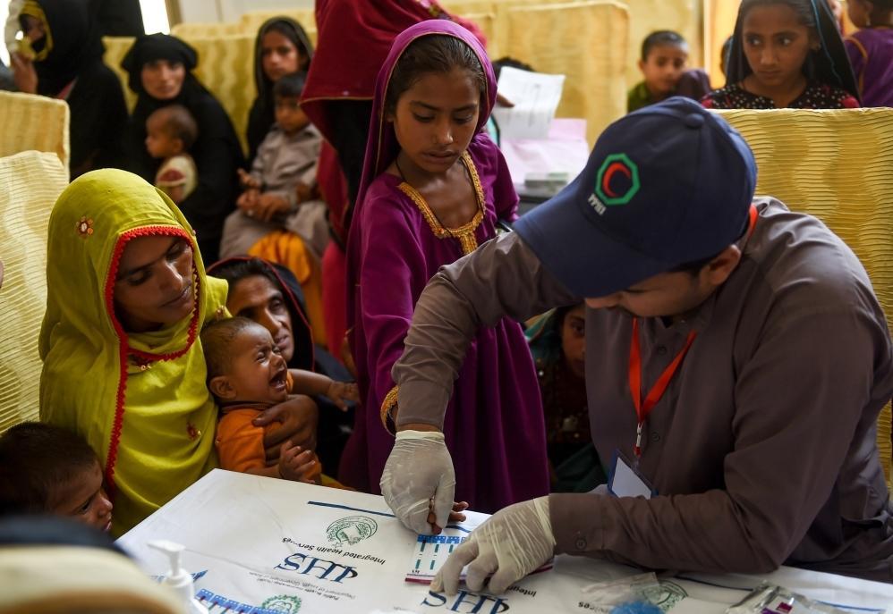 Эксперты: вспышка ВИЧ в Пакистане – следствие халатности не одного врача