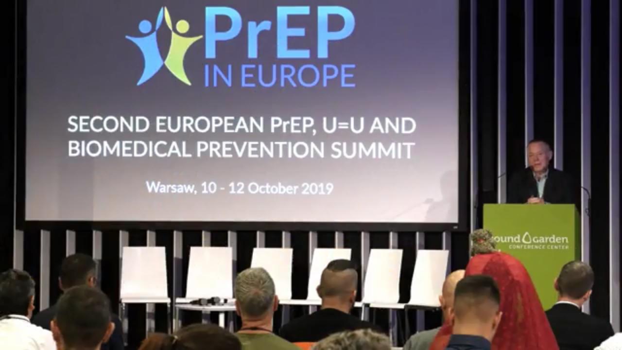 Videos online zum HIV-PrEP-Gipfel auf Englisch und Russisch