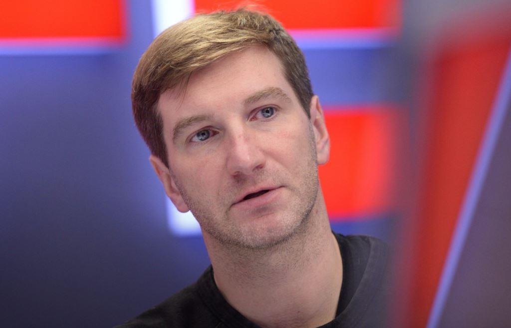 Антон Красовский покинет пост директора фонда «СПИД. Центр»