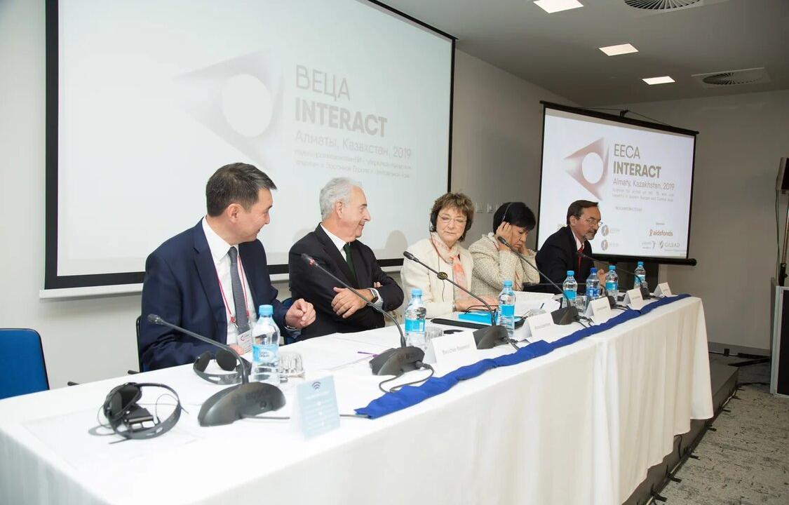 В Казахстане впервые прошел научный семинар ВЕЦА INTERACT 2019