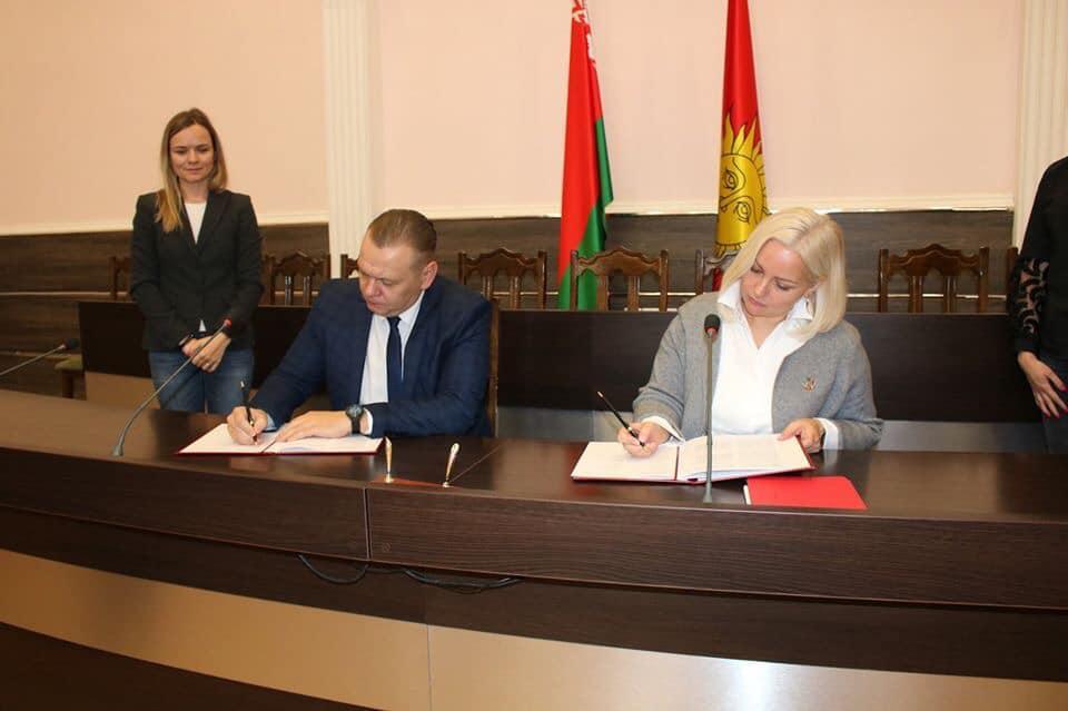Светлогорск вторым в Беларуси подписал Парижскую декларацию