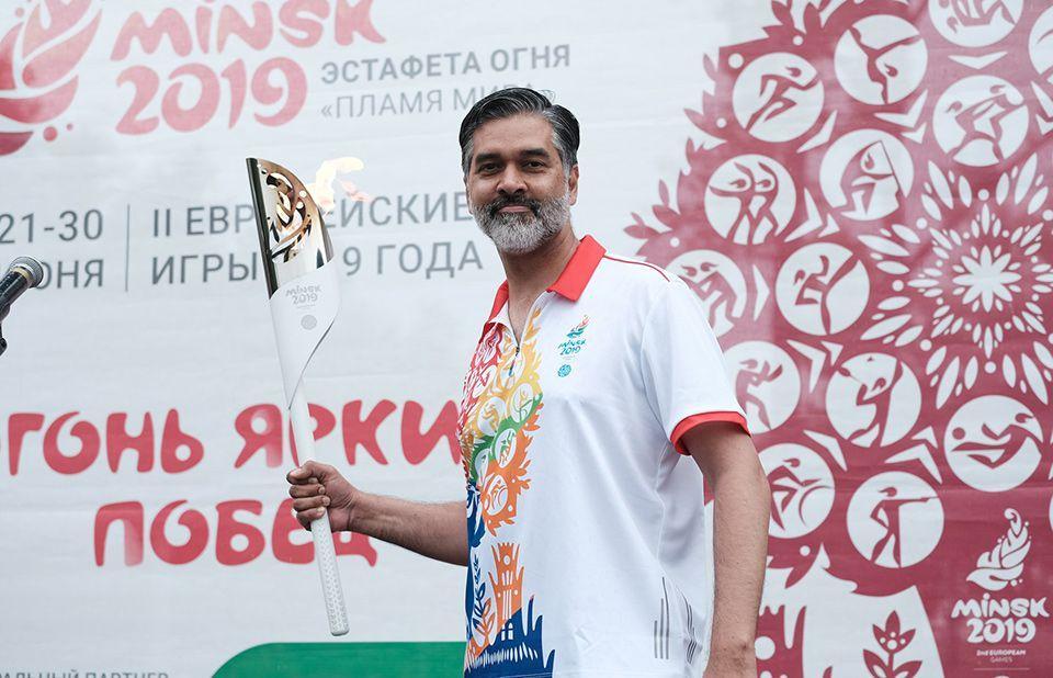 Виней Салдана назначен Специальным советником Исполнительного директора ЮНЭЙДС