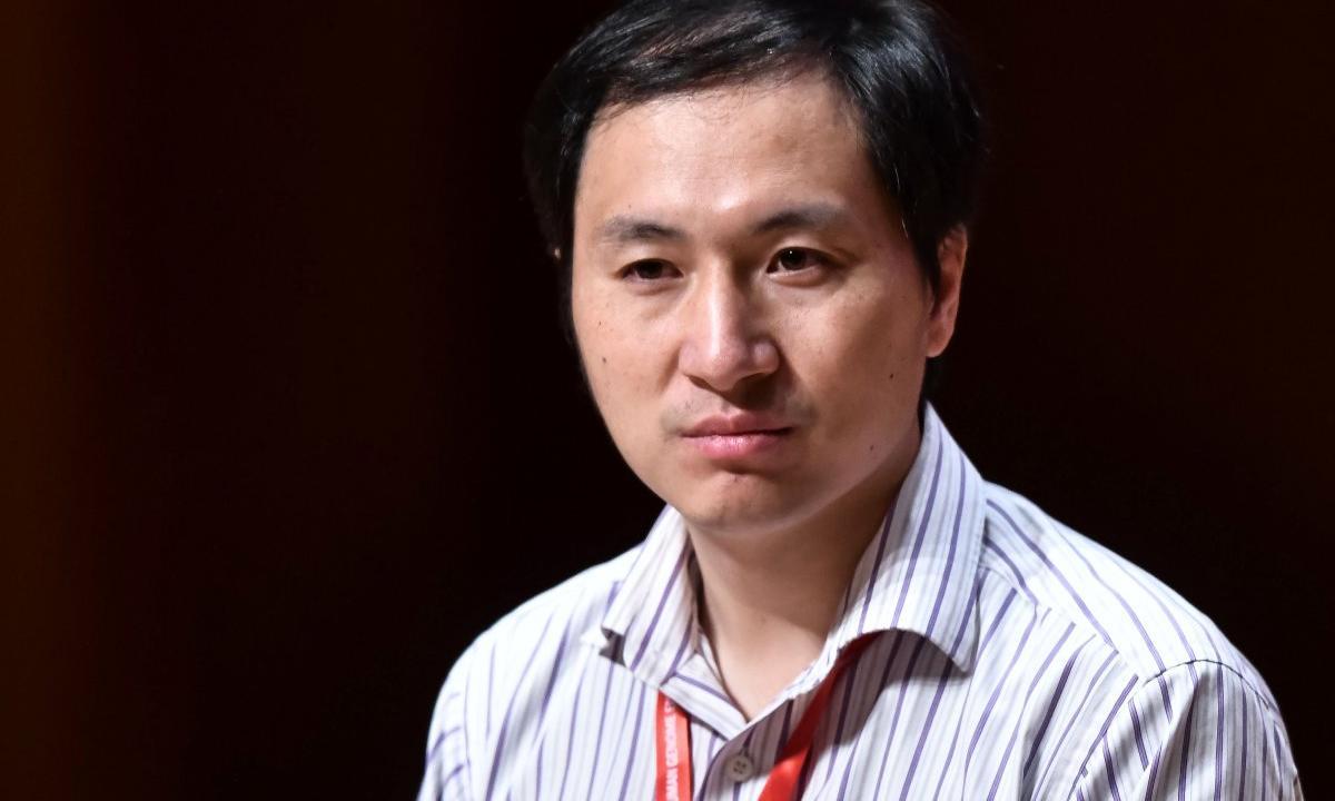Ученые: заявления Хе Цзянькуя о создании эмбрионов, устойчивых к ВИЧ, - «преднамеренная ложь»