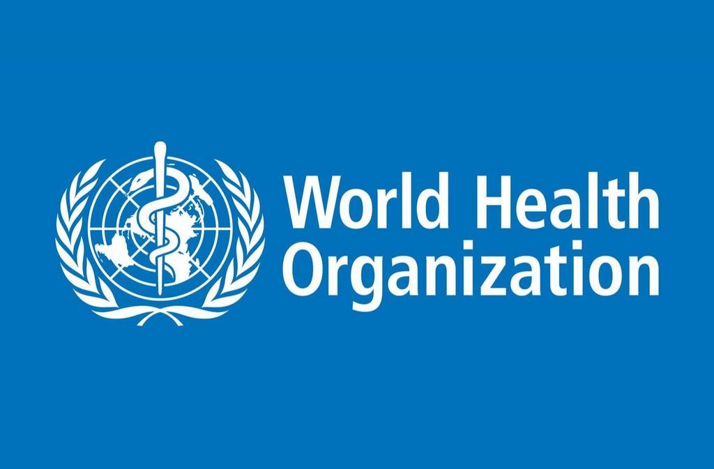 4.1. المبادئ التوجيهية لمنظمة الصحة العالمية (WHO)