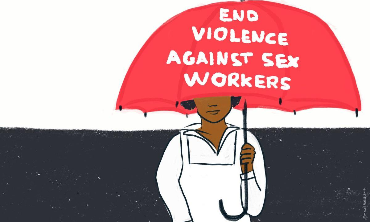 Menschen in der Sexarbeit werden zu oft Opfer von Gewalt
