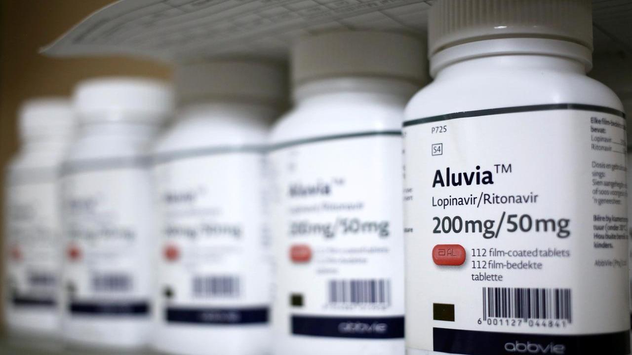 AbbVie: Китай протестирует препарат от ВИЧ при лечении коронавируса