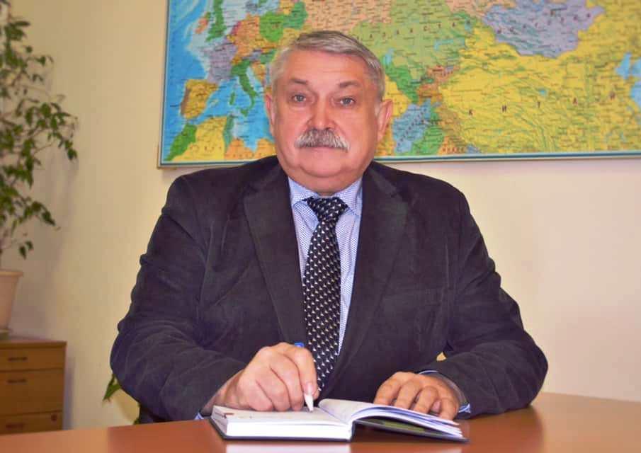Врио регионального директора ЮНЭЙДС по региону ВЕЦА назначен Александр Голиусов