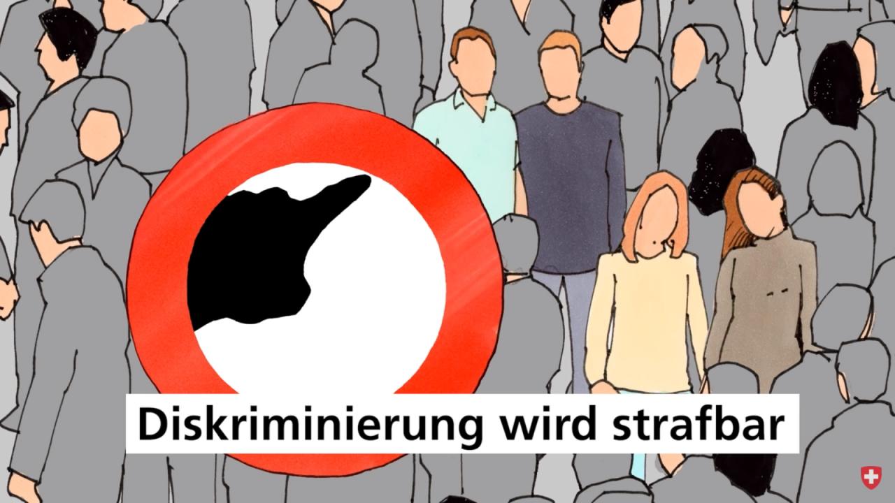 Volksabstimmung in der Schweiz: Mehr Schutz für Homosexuelle