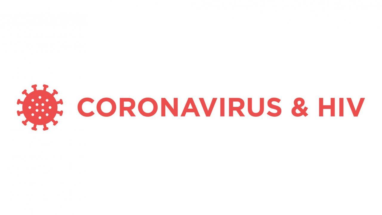 ВИЧ и коронавирус: что надо знать