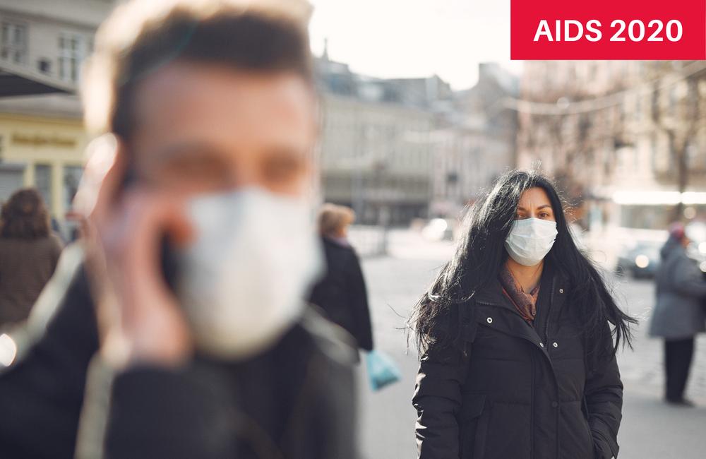 الأشخاص المصابين بفيروس نقص المناعة البشري ليسوا أكثر عرضة للإصابة بمرض كوفيد-19 الحاد