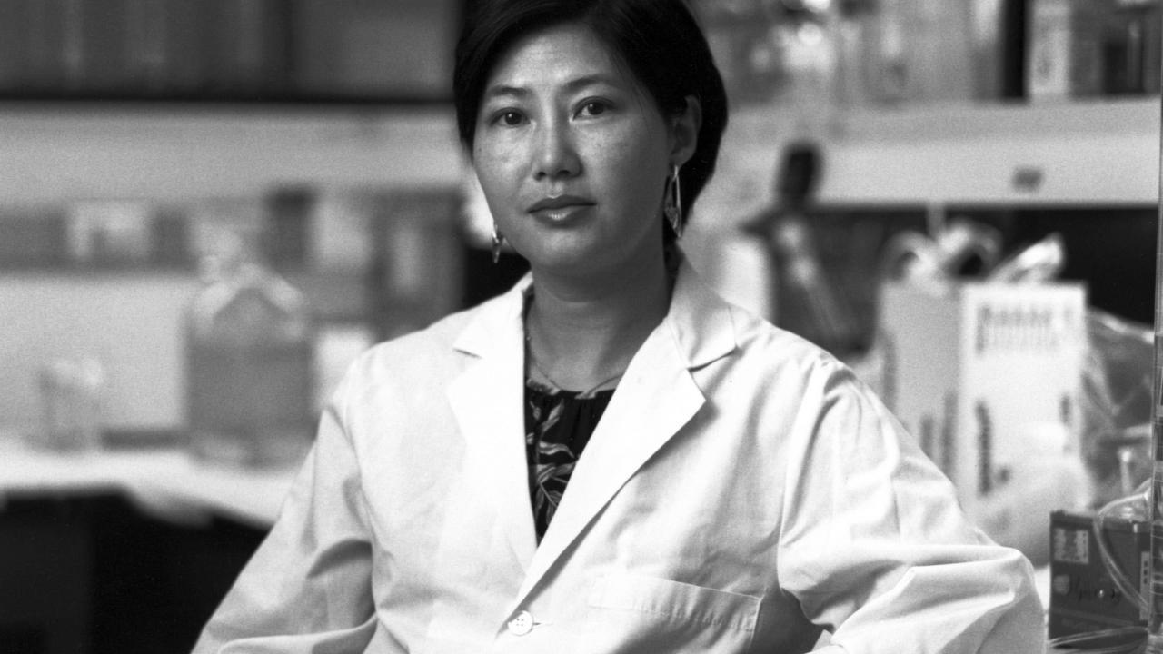 В США умерла новатор в области исследований ВИЧ / СПИДа д-р Флосси Вонг-Стаал - изображение 1