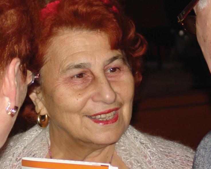В память об Азе Гасановне Рахмановой
