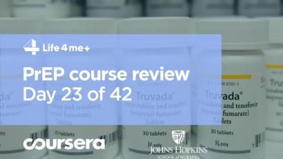 Should your clinic offer PrEP? Course review Day 23 of 42.