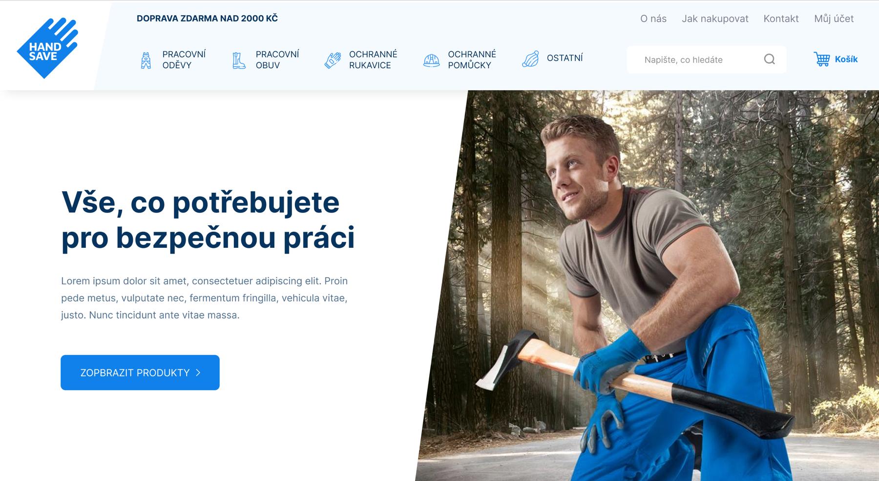 Shapito - handsave.cz