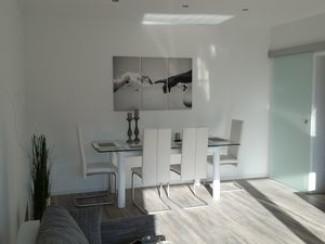 Tasteful lumineux appartement incl. Wlan Vollausstattung moderne