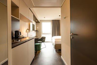 Appart Hotel avec salle de sport, 1 chambre