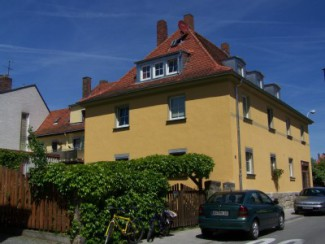 Calme mais pratique appartement situé dans la ville du patrimoine mondial de Bamberg