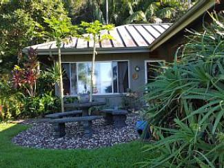 Bungalow 1 chambre, avec jardin