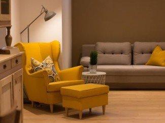 Appartement moderne, 1 chambre, avec wifi