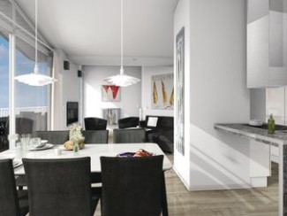 3 chambres hébergement à Travemünde Waterfront