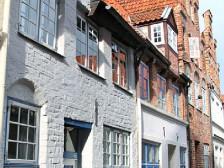 Belle maison avec jardin dans la vieille ville - idéal pour 2 personnes