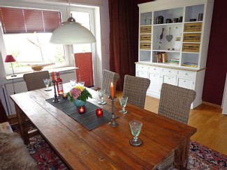 Maison idéale pour des vacances reposantes dans une ambiance agréable