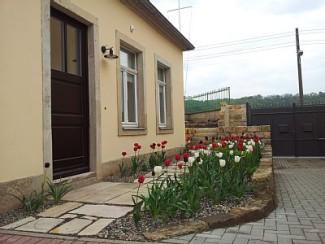 Maison bien-être, 2 chambres, avec jardin
