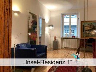 maison de la vieille ville récemment rénové, l'île de Lindau, généreux et élégant