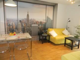 Moderne, central 2 ZKB appartement m. Balcon à Heidelberg Bahnstadt f. 2-4 personnes