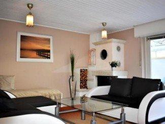 Appartement avec jardin, 2 chambres