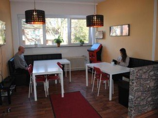 Auberge de jeunesse avec wifi, 1 chambre